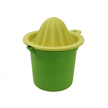 Сокоизстисквачка Capventure Squeeze-inn Pot Lemony yellow, бамбук