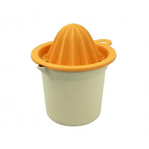 Сокоизстисквачка Capventure Squeeze-inn Pot Pumpkin orange, бамбук