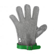 Предпазна ръкавица ErgoProtect Green, Fr. Dick, метална нишка, размер XS, до китката