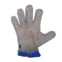 Предпазна ръкавица ErgoProtect Blue, Fr. Dick, метална нишка, размер L, до китката