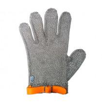Предпазна ръкавица ErgoProtect Orange, Fr. Dick, метална нишка, размер XL, до китката