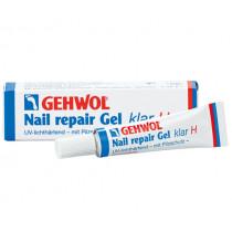 Гел за изграждане на нокти Gehwol Clear H, с блясък, за UV лампа