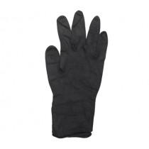Предпазна ръкавица Black Touch, Hercules Sagemann, латекс, размер L