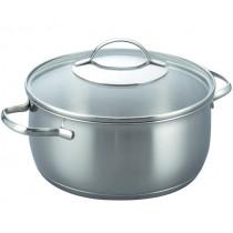 Тенджера за готвене Kelomat Torrano, инокс, Ø 24 см, 5.4 л