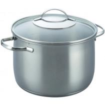 Тенджера за готвене Kelomat Torrano, дълбока, инокс, Ø 20 см, 4.2 л