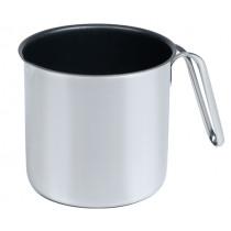 Кана за подгряване на течности, Kelomat Perfekt Milk Induction, незалепващо покритие, Ø 12 см, 1 л