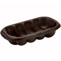 Форма за козунак Lurch FlexiForm Yeast, силиконова, 24.5 х 12.5 см
