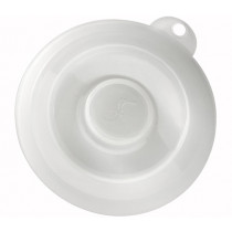 Универсален капак за съдове Lurch Translucent, силиконов, Ø 27.5 см