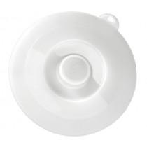 Универсален капак за съдове Lurch Translucent, силиконов, Ø 21 см