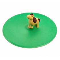 Предпазен капак за чаши Lurch Farm Animals Pony, силиконов, Ø 10.5 см