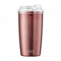 Термо чаша за мобилно ползване To Go Rose Gold, Lurch, инокс, 0,4 л