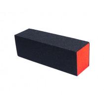 Блок-пила за нокти, тристранна, груба, 100/180