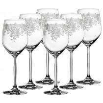 Чаши за червено вино и вода Spiegelau Renaissance, комплект 6 бр., 425 мл