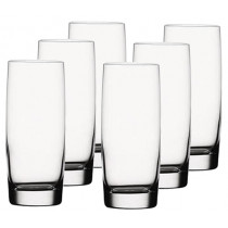 Чаши за лонгдринк и безалкохолно Spiegelau Soiree, 413 мл, комплект 6 бр.