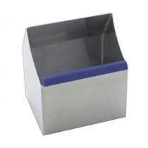 Мивка за лъжици дозатори за сладолед Stöckel, за 2 бр., неръждаема стомана
