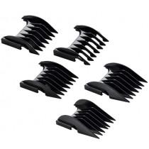 Гребени за машинка за подстригване Valera, комплект 5 бр.