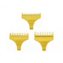 Гребени за машинка за подстригване Wahl Detailer, за нож 32 мм, комплект 3 бр.