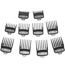 Гребени за машинки за подстригване Wahl Premium Cutting Guide, комплект 10 бр.