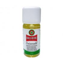 Универсално масло за поддръжка на метал, дърво и кожа Ballistol, Wusthof, шише 10 мл