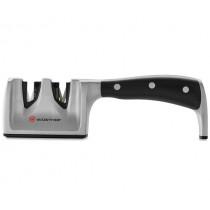 Точило за ножове Wusthof Classic Ikon, Solingen, двустепенно - заточващо и заглаждащо