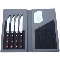 Ножове за стекове Crafter, Wusthof Solingen, 4 части